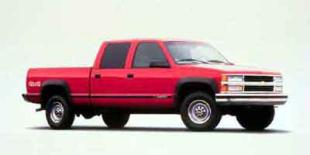 2000 Chevrolet C/K 2500 Crew Cab