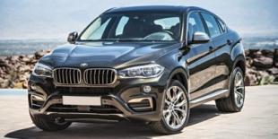 2017 BMW X6
