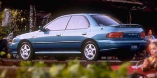 1997 Subaru Impreza Sedan