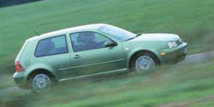 1999 Volkswagen New GTI