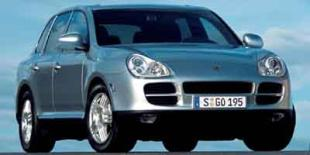 2003 Porsche Cayenne