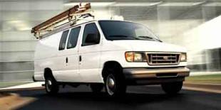 2004 Ford Econoline Cargo Van