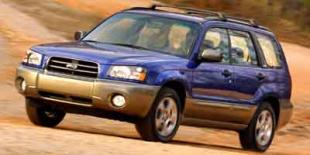 2004 Subaru Forester (Natl)