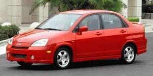 2004 Suzuki Aerio