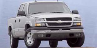 2004 Chevrolet Silverado 1500 Crew Cab