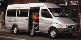 2005 Dodge Sprinter Wagon