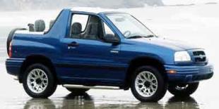 2001 Suzuki Vitara