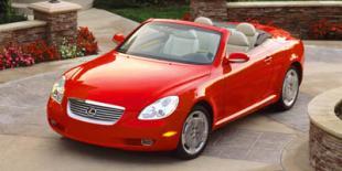 2005 Lexus SC 430