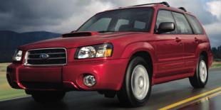 2005 Subaru Forester (Natl)