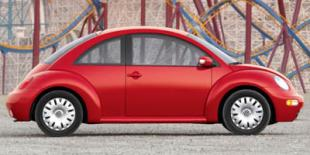2005 Volkswagen New Beetle Coupe