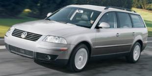 2005 Volkswagen Passat Wagon