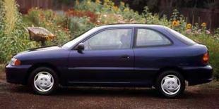 1997 Hyundai Accent