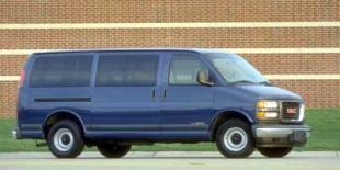 1997 GMC Savana Cargo Van