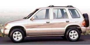 1997 Kia Sportage