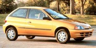 1998 Chevrolet Metro