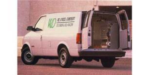 1998 Chevrolet Astro Cargo Van