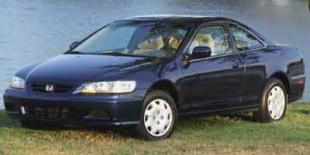 2001 Honda Accord Cpe