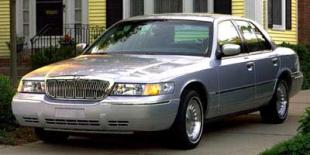 1998 Mercury Grand Marquis