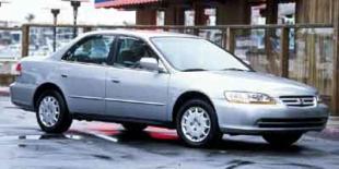 2001 Honda Accord Sdn