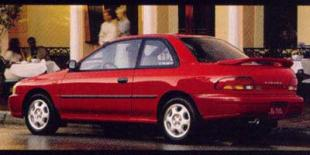 1998 Subaru Impreza Coupe