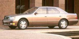 1998 Lexus LS 400 Luxury Sdn