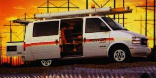 1998 GMC Safari Cargo Van