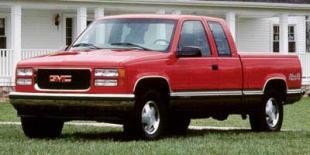 1998 GMC Sierra 3500 Crew Cab