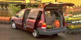 1999 Ford Windstar Cargo Van