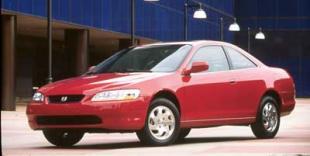 1999 Honda Accord Cpe