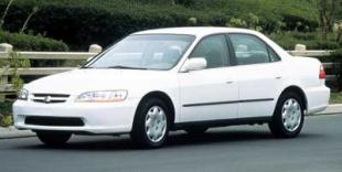 1999 Honda Accord Sdn