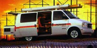 1999 GMC Safari Cargo Van