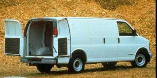 1999 GMC Savana Cargo Van