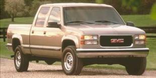1999 GMC Sierra 3500 Crew Cab