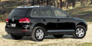 2007 Volkswagen Touareg