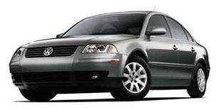 2001 Volkswagen New Passat