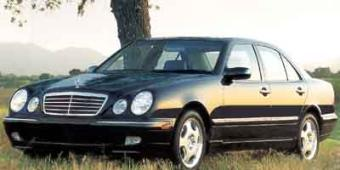 Mercedes-Benz E430 in Santa Fe