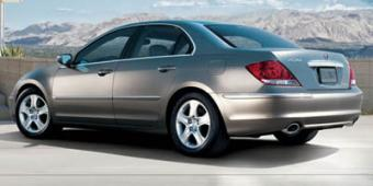 Acura RL Models in Cincinnati