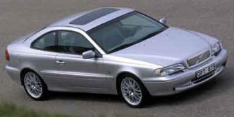 Volvo C70 in Hastings