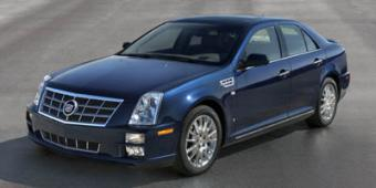 Cadillac STS in Detroit