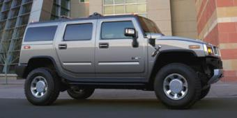 HUMMER H2 in Indianapolis
