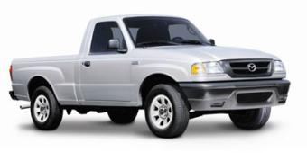 Mazda B_Series Pickup in Utica