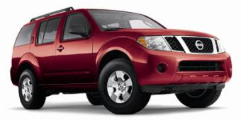 Nissan Pathfinder in Richmond