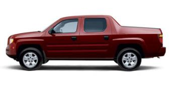 Honda Ridgeline in Greenville