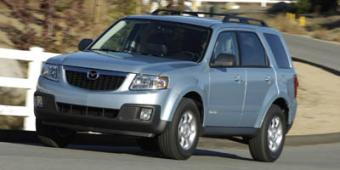 Mazda Tribute in Washington D.C.