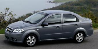 Chevrolet Aveo in Houston