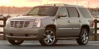 Cadillac Escalade in New City