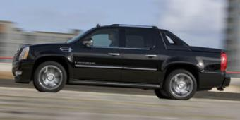Cadillac Escalade EXT in New Orleans