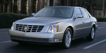 Cadillac DTS in Houston