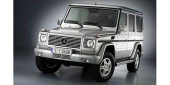 Mercedes-Benz G500 in Okmulgee