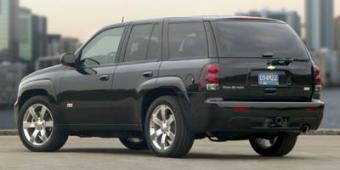 Chevrolet TrailBlazer in Oracle